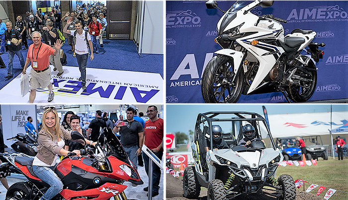 2018 AIMExpo Exhibitors Includes Lightning Strike